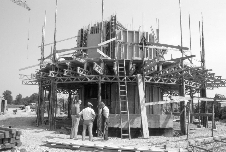 Baustelle Brunnen Rodl