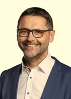 Vorstandsmitglied Andreas Lindorfer