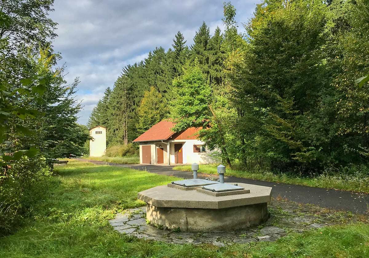 Brunnenanlage Zirking